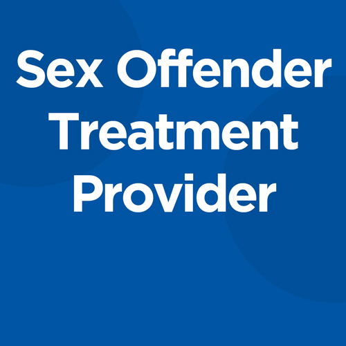 Sex Offender Treatment Provider